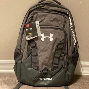 NWT! Under Armour Storm Recruit Backpack